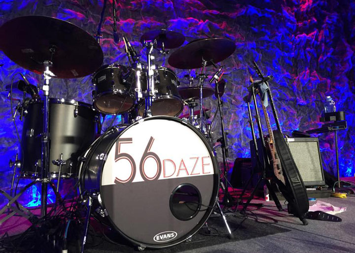 56DAZE: High Energy Wedding and Event Party Band for Ohio